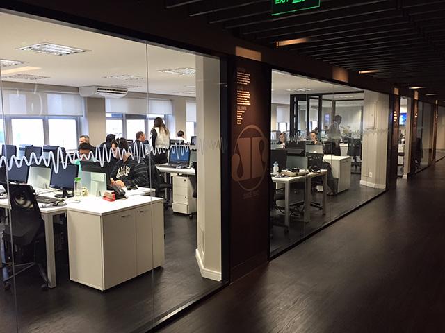 Exclusivo: Jovem Pan finaliza reformas em sua sede em São Paulo