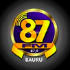 87 FM Bauru